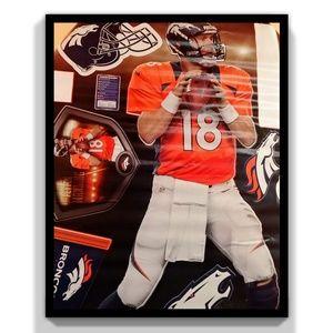Life Size Peyton Manning Broncos Fat Head
